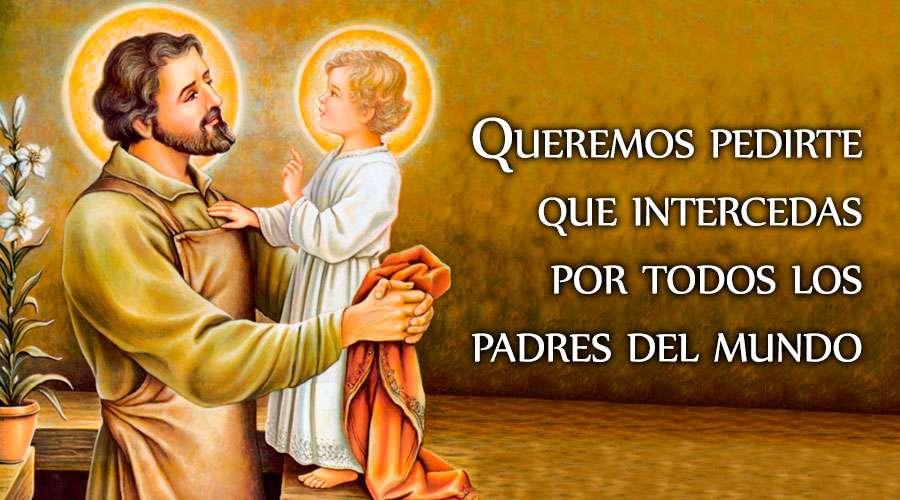 OracionSanJoseDiaPadre